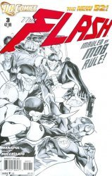 DC Comics's The Flash Issue # 3c