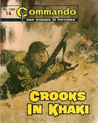 D.C. Thomson & Co.'s Commando: War Stories in Pictures Issue # 1489