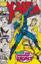 Marvel Comics's X-Men Issue # 10