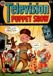 Avon Periodicals's Television Puppet Show Issue # 1