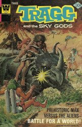 Gold Key's Tragg and the Sky Gods Issue # 7whitman