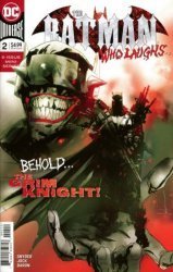 DC Comics's Batman Who Laughs Issue # 2 - final print
