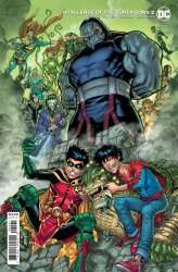 DC Comics's Challenge of The Super Sons Issue # 2b