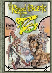 Clover Press, LLC's The Royal Book of Oz Hard Cover # 1