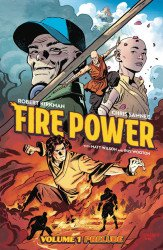 Image Comics's Fire Power TPB # 1