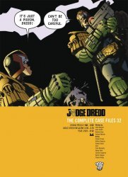 Rebellion's Judge Dredd: The Complete Case Files TPB # 32