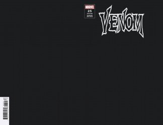 Marvel Comics's Venom Issue # 25b