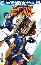 DC Comics's Batgirl and the Birds of Prey Issue # 8b
