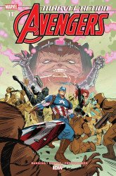 IDW Publishing's Marvel Action: Avengers Issue # 11ri