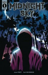 Scout Comics's Scout Comics Presents: Midnight Sky Issue # 1