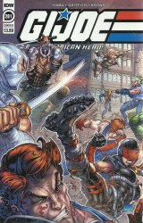 IDW Publishing's G.I. Joe: A Real American Hero Issue # 281b