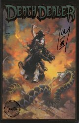 Image Comics's Frank Frazetta's Death Dealer Issue # 6e