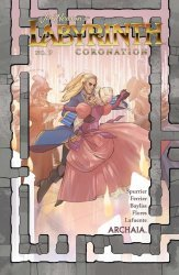 Archaia Studios Press's Jim Henson's Labyrinth Coronation Issue # 9