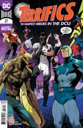 DC Comics's Terrifics Issue # 27