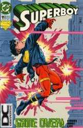 DC Comics's Superboy Issue # 11b
