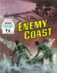 Fleetway (AP/IPC)'s War Picture Library Issue # 602