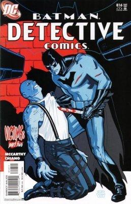 DC Comicss Detective Comics Issue 816