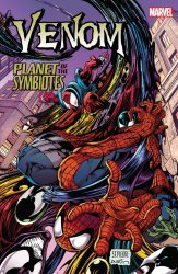 Marvel Comics's Venom: The Planet Of The Symbiotes TPB # 1