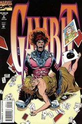 Marvel Comics's Gambit Issue # 2