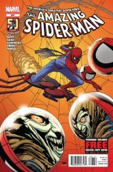 Marvel Comics's The Amazing Spider-Man Issue # 697