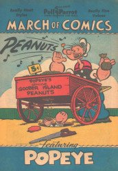 Western Printing Co.'s March of Comics Issue # 66f