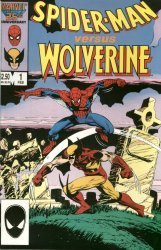Marvel Comics's Spider-Man vs Wolverine Issue # 1