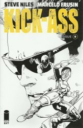 Image Comics's Kick-Ass Issue # 9b