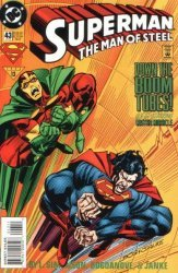 DC Comics's Superman: The Man of Steel Issue # 43