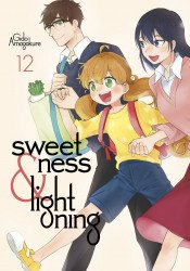 Kodansha Comics's Sweetness & Lightning Soft Cover # 12