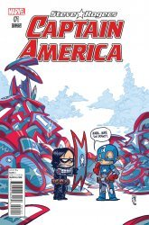 Marvel's Captain America: Steve Rogers Issue # 1d