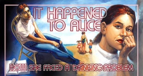 Alcoholics Anonymous's It Happened to Alice! Issue nn-2nd print