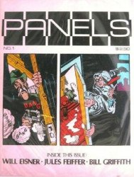 John Benson's Panels Issue # 1