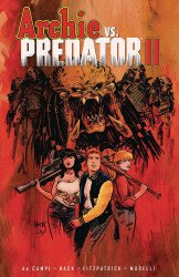 Archie Comics Group's Archie vs Predator 2 TPB # 1