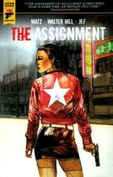 Titan Comics's Hard Case: Crime Assignment TPB # 1