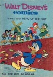 W.G.(Wogan)Publications's Walt Disney's Comics Issue # 221