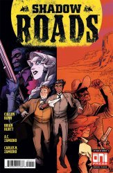 Oni Press's Shadow Roads Issue # 1