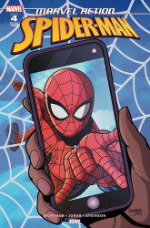 IDW Publishing's Marvel Action: Spider-Man Issue # 4