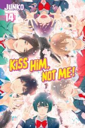 Kodansha Comics's Kiss Him, Not Me Soft Cover # 14