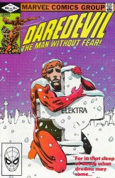 Marvel Comics's Daredevil Issue # 182