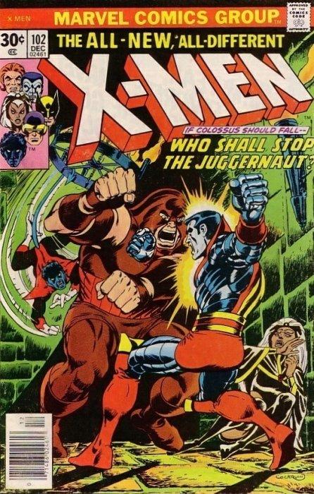 The X-Men Issue # 102 (Marvel Comics)