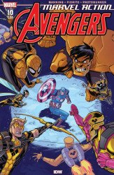 IDW Publishing's Marvel Action: Avengers Issue # 10