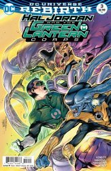 DC Comics's Hal Jordan and the Green Lantern Corps Issue # 3