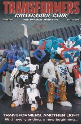 Hasbro's Hasbro Transformers Collectors' Club Issue # 66