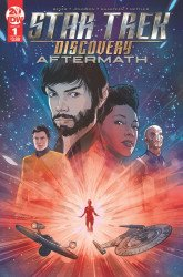 IDW Publishing's Star Trek Discovery: Aftermath Issue # 1 - 2nd print