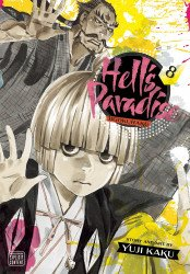 Viz Media's Hell's Paradise: Jigokuraku Soft Cover # 8
