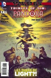 DC Comics's Trinity of Sin: Pandora Issue # 7