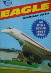 Fleetway (AP/IPC)'s Eagle Hard Cover # 1974