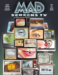 E.C. Publications, Inc.'s MAD Magazine Issue # 12