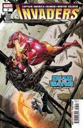 Marvel Comics's Invaders Issue # 7