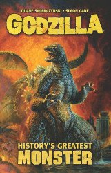 IDW Publishing's Godzilla: History's Greatest Monster TPB # 1b